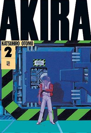 MANGÁ - AKIRA Vol 2