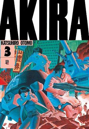 MANGÁ - AKIRA Vol 3