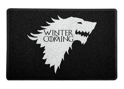 CAPACHO - WINTER IS COMING - 60x40 - Game of Thrones