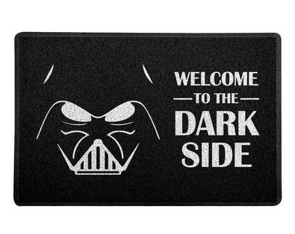 CAPACHO - WELCOME TO THE DARK SIDE - 60x40 - Star Wars