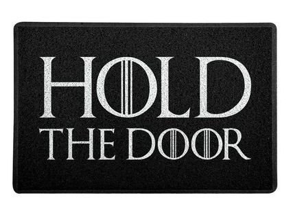 CAPACHO - HOLD THE DOOR - 60x40 - Game of Thrones