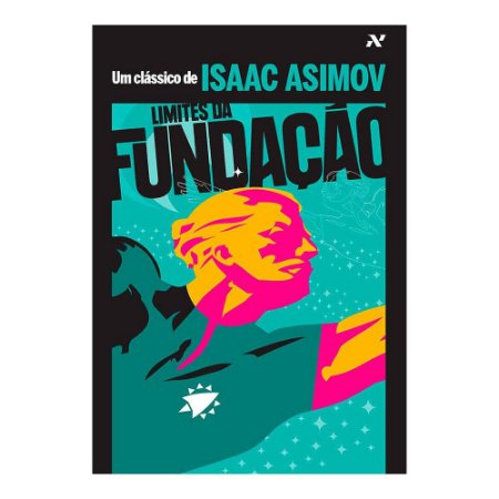 LIVRO - LIMITES DA FUNDAÇÃO - ISAAC ASIMOV