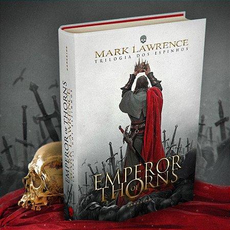 LIVRO - EMPEROR OF THORNS - Vol.3 - DARKSIDE - DELUXE EDITION