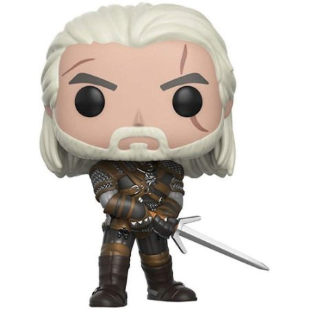 FUNKO POP THE WITCHER - GERALT - 149