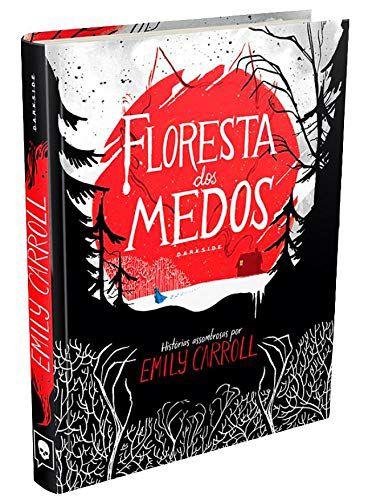 GRAPHIC NOVEL - FLORESTA DOS MEDOS - Ed. DARKSIDE - CAPA DURA