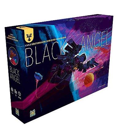 BLACK ANGEL - JOGO DE TABULEIRO