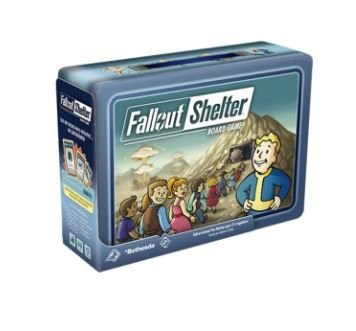 FALLOUT SHELTER - BOARD GAME