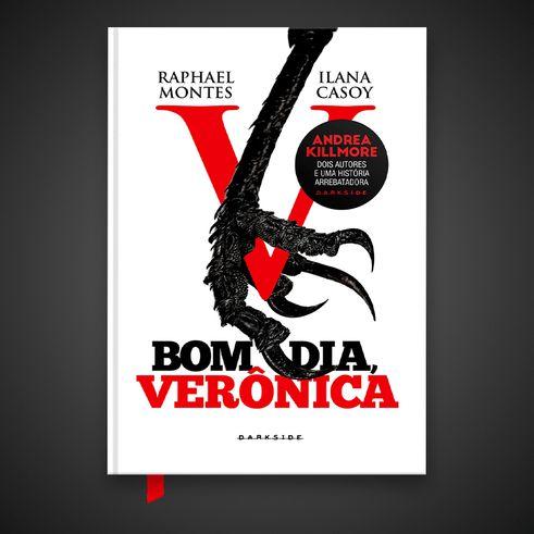 Livro - Bom dia, Verônica -  + Brinde - Darkside