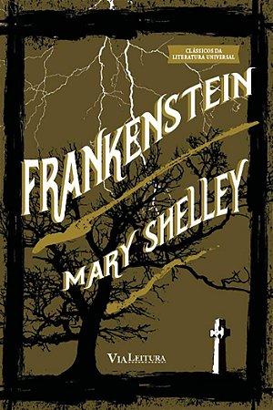 Livro - Frankenstein - Mary Shelley + Brinde - Via Leitura