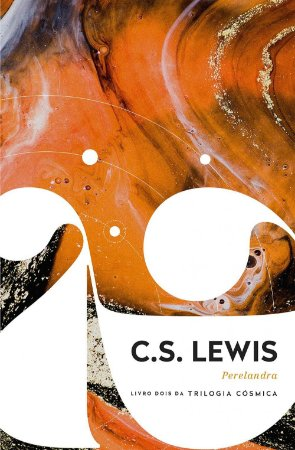 Livro - Perelandra -C.S Lewis - Livro dois da Trilogia
