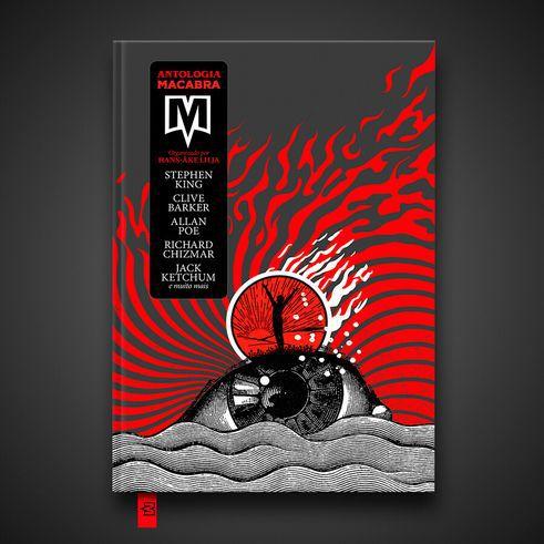 Livro - Antologia Macabra - Ed. Darkside