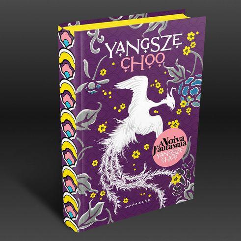 Livro -A Noiva Fantasma - Ed.Darkside