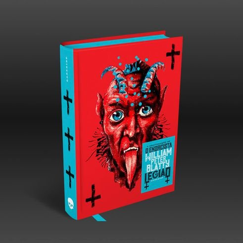 Livro - Legião: continuação de O Exorcista - Ed. DARKSIDE - CAPA DURA