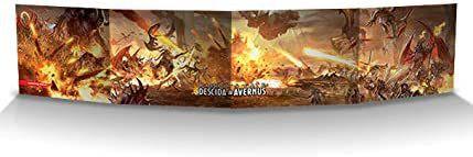 Escudo do Mestre - Descida ao Avernus - D&D - Em português