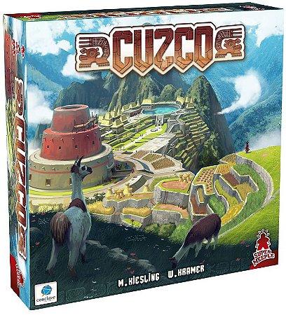 Cuzco - Jogo de Tabuleiro