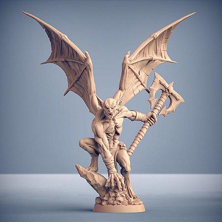 Vaal-Kan, O Primogênito - Vampiros Sem Alma - Miniatura Artisan Guild