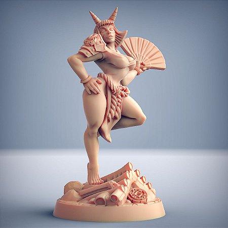 Tsuki - Clã dos Oni - Miniatura Artisan Guild