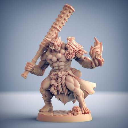 "Oni ""A"" - Clã dos Oni - Miniatura Artisan Guild"