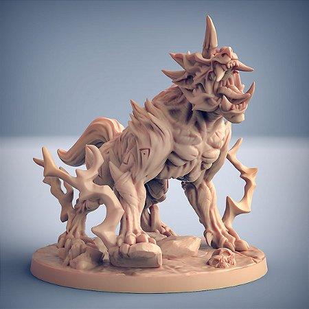 Warugo, A Besta Demoníaca - Clã dos Oni - Miniatura Artisan Guild