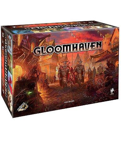Gloomhaven - Jogo de tabuleiro - PRÉ-VENDA