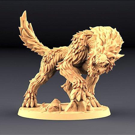GOREFANG - Orcs Bárbaros - Miniatura Artisan Guild