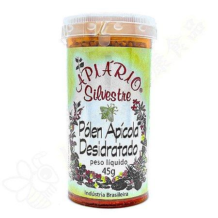 Pólen Apícola Desidratado 45g - Apiário Silvestre