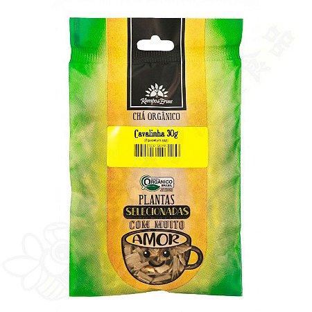 Chá de Cavalinha Orgânico 30g - Kampo de Ervas