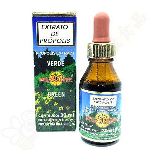 Extrato de Própolis Verde 11% 30ml - Polenéctar