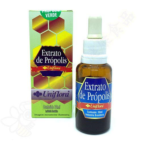 Extrato de Própolis Verde 11% 30ml - Uniflora
