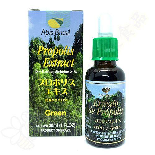 Extrato de Própolis Verde 21% 30ml - Apis Brasil