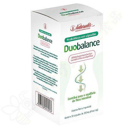 Probiótico Duobalance 30 Cápsulas - Naturalis