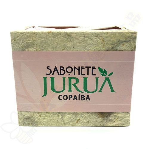 Sabonete de Copaíba 90g - Juruá
