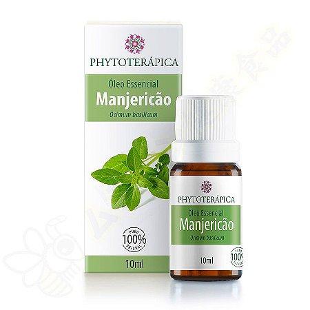Óleo Essencial de Manjericão 10ml - Phytoterápica