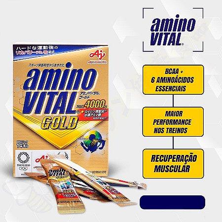 aminoVITAL® GOLD (Aminoácidos - amino) - Ajinomoto