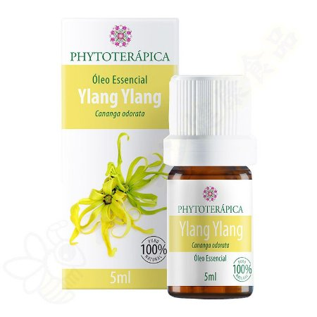 Óleo Essencial de Ylang Ylang 5ml - Phytoterápica