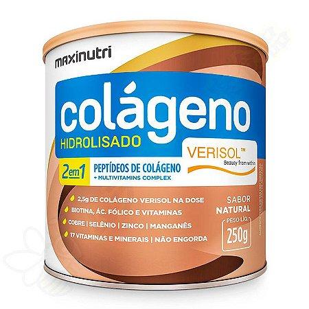 Colágeno Hidrolisado 2 em 1 Original Verisol® 250g - Maxinutri