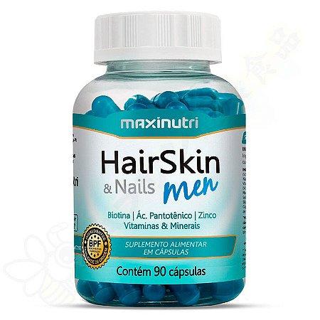 Hair Skin & Nails Men c/90 - Maxinutri
