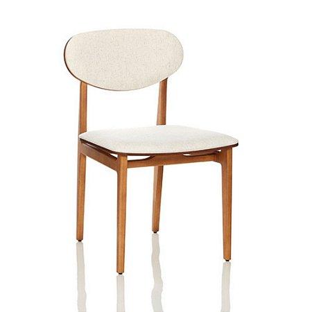 Cadeira / Sala de Jantar / Aita 03 Mel Resistente - CGS Móveis
