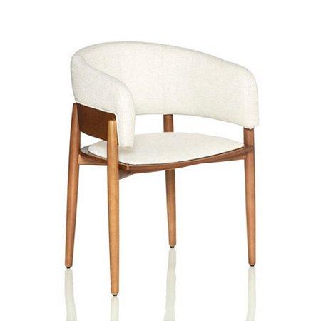 Cadeira / Sala de Jantar / Blues Castanho Resistente - CGS Móveis