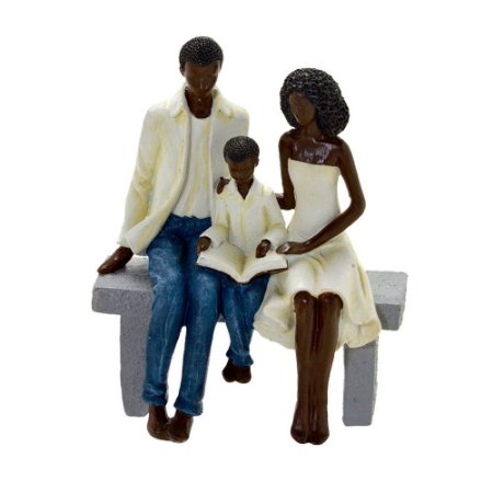 Escultura em Resina Família 257-296