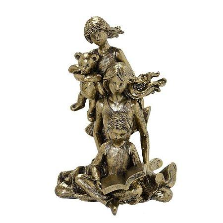 Escultura em Resina Família 257-284