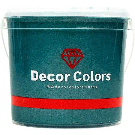 Cimento Aveludado Diamantado Poeira De Jade 3,2 kg - Decor Colors