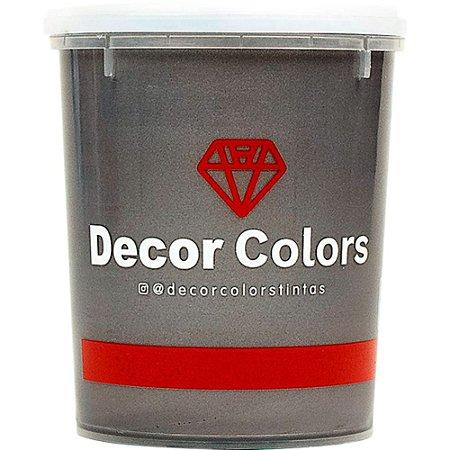 Cimento Aveludado Diamantado Minério De Onix 1,6 kg - Decor Colors