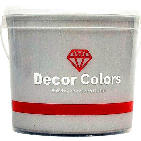 Cimento Aveludado Diamantado Crômio 3,2 kg - Decor Colors