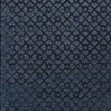 Tapete Sala / Quarto New Farashe 712 Azul - 2,00 x 3,00 (Peça Única)