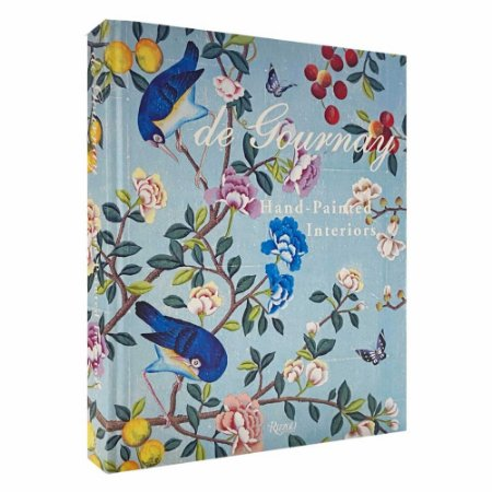 Book Ilustrativo DE GOURNAY: ART ON THE WALLS: EVERLASTING BEAUTY, HAND-PAINTED INTERIORS