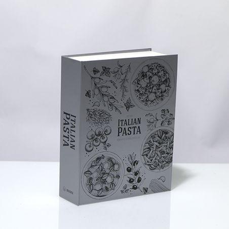 Book Box Metaliz Italian Pasta