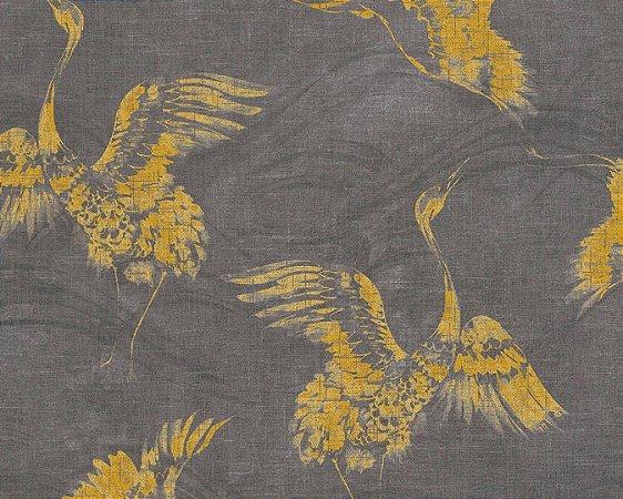 Papel de Parede Linen Style 31