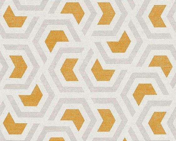 Papel de Parede Linen Style 35