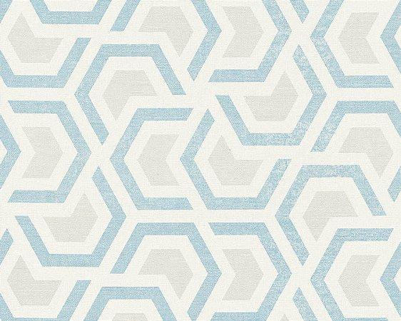 Papel de Parede Linen Style 43